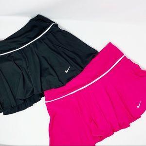 Nike Tennis Skirts Lot  Size Small